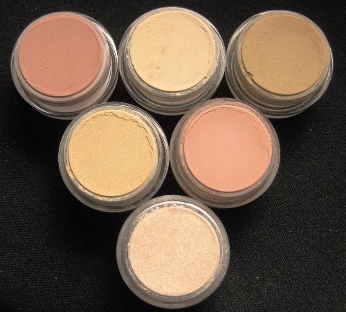 Mineral Makeup Kits